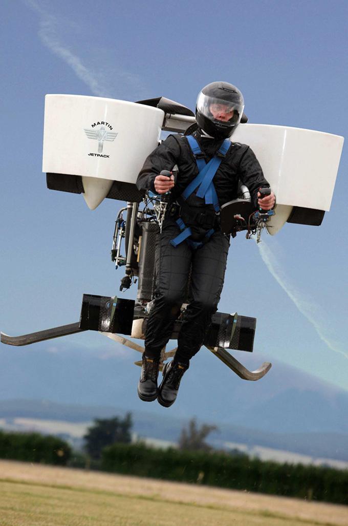 NEW ZEALAND FLYING MAN