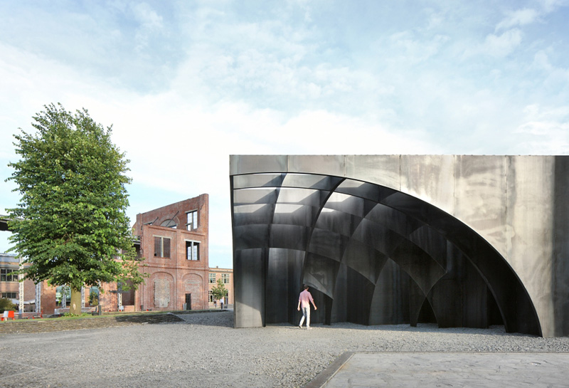 Gijs van Vaerenbergh-steel-labyrint-hisheji (2)