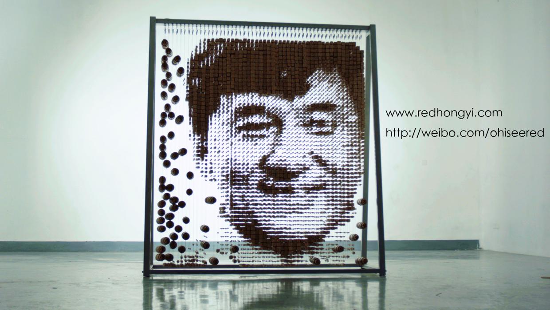 Red Hong Yi-Jackie Chan-chopsticks-hisheji (3)