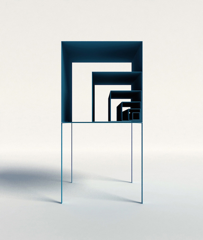 Wang Peng-Fibonacci-shelf-hisheji (2)
