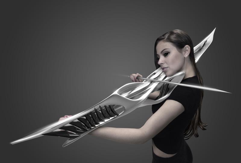 3Dprinted-violin-hisheji