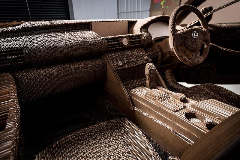 lexus-cardboard-car- (13)