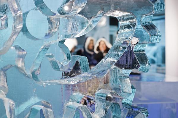 Icebar by Icehotel, Copenhagen.