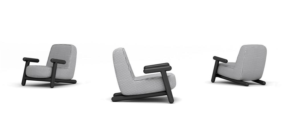 Frank Chou Design Studio_Frank Chou_Bold Armchair_Hall E2-98