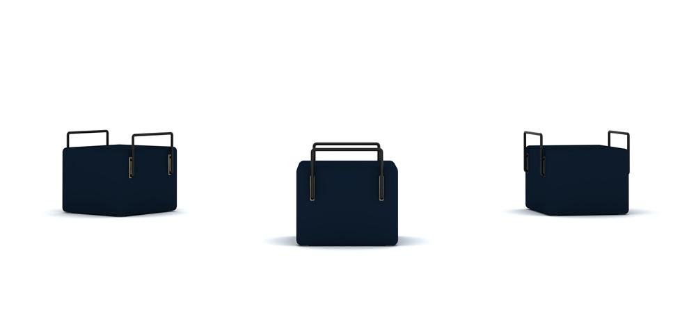 Frank Chou Design Studio_Frank Chou_Suit Stool_Hall E2-98