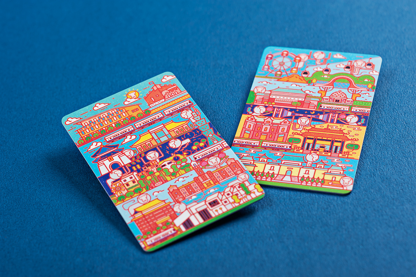 Year of the Monkey Commemorative Tickets 08