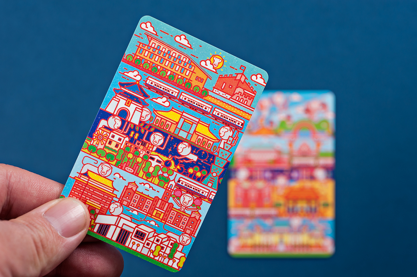 Year of the Monkey Commemorative Tickets 09