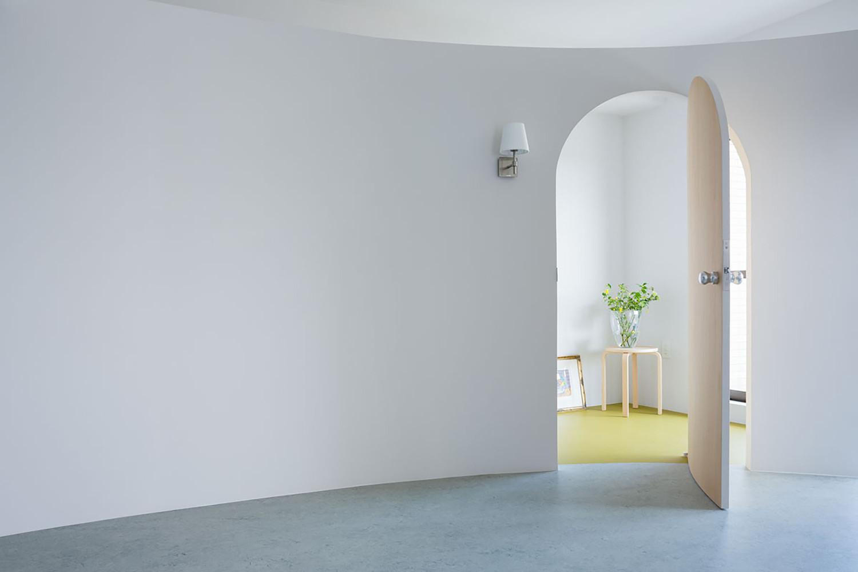 日本Saohngami-ohno公寓 by MAMM DESIGN