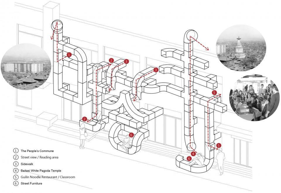 018-Tubular-Baitasi-by-PAO_Diagram-of-periscopes-and-furniture-960x659