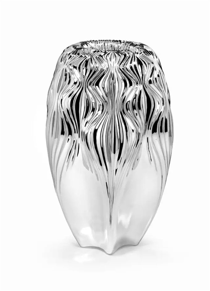 Vesu Vase for Wiener Silber Manufactur Courtesy of Elwoods.webp