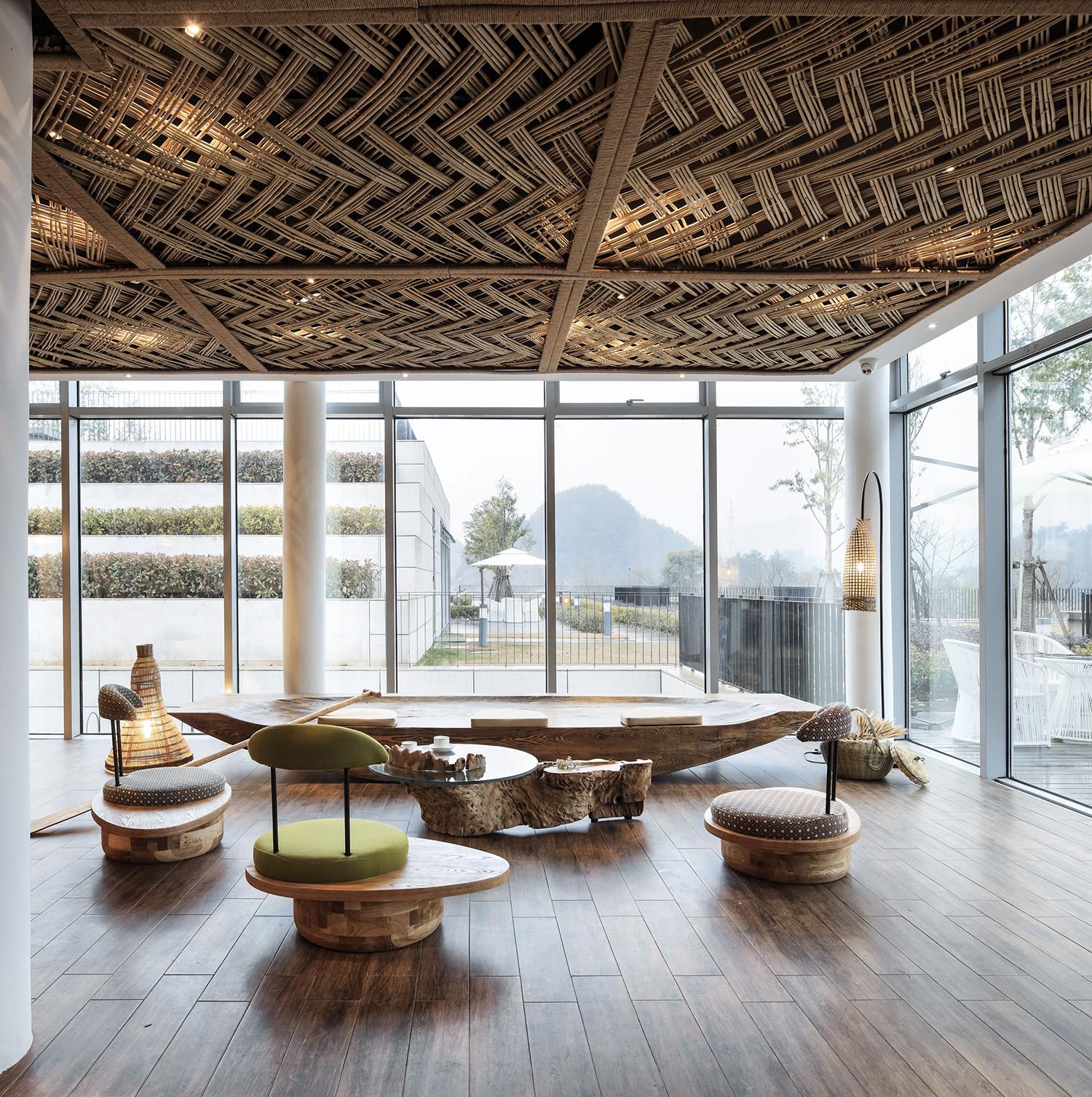 Ripple Hotel - Qiandao Lake design brief Hisheji (14)