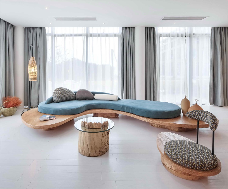 Ripple Hotel - Qiandao Lake design brief Hisheji (153)
