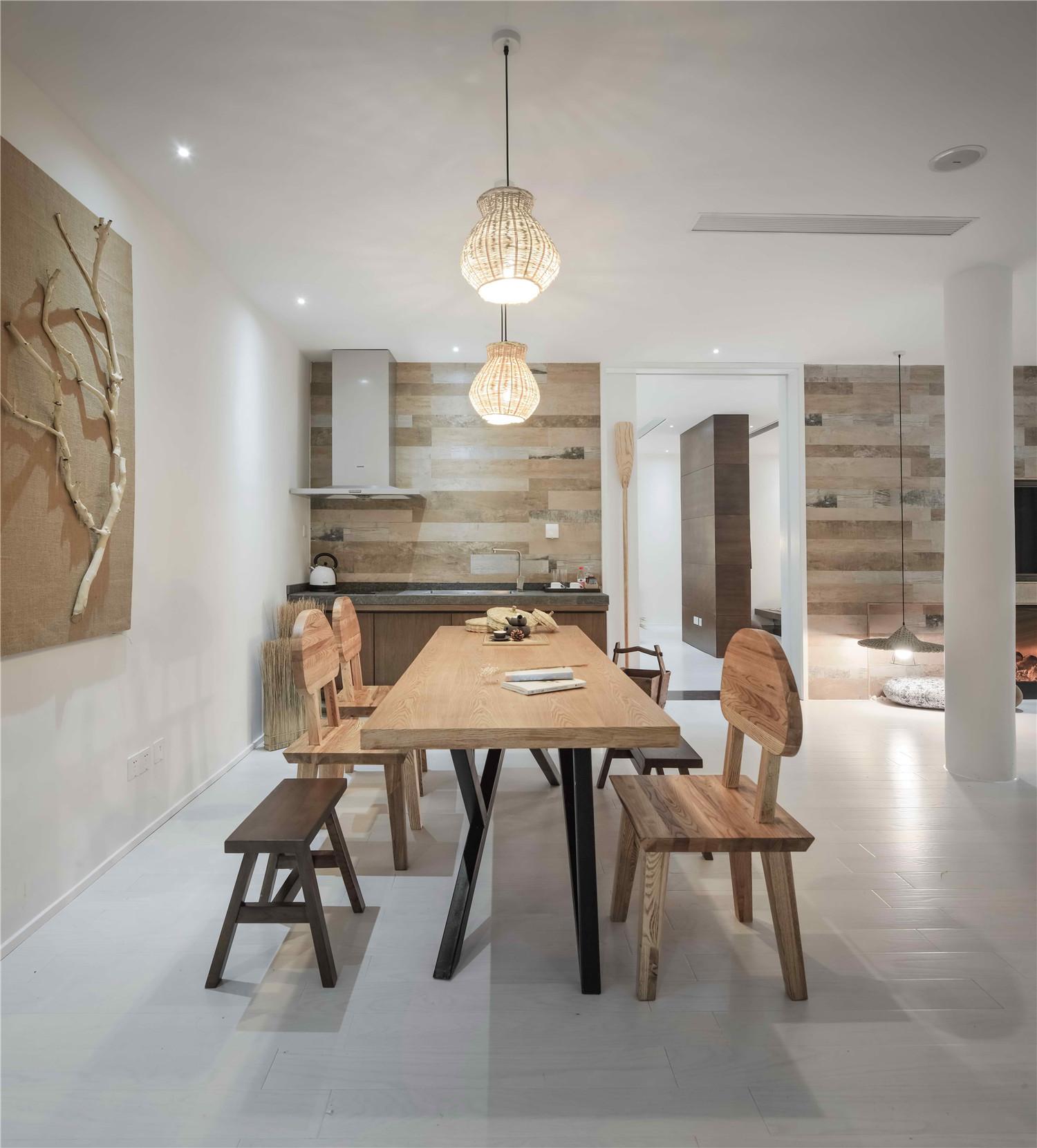 Ripple Hotel - Qiandao Lake design brief Hisheji (85)