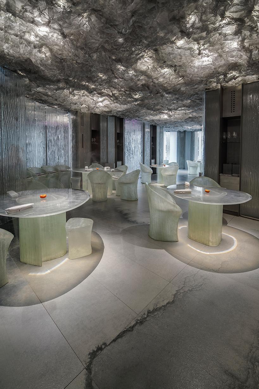 RCR-architects-enigma-restaurant-barcelona-interiors-albert-adria-neolith-designboom-03