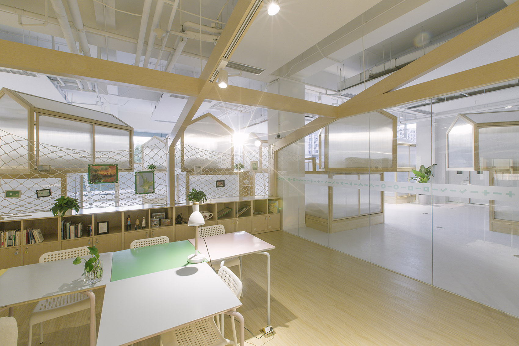 6-Together-Hostel-indoor-camping-space-for-youth-By-Jacobsen-Arquitetura