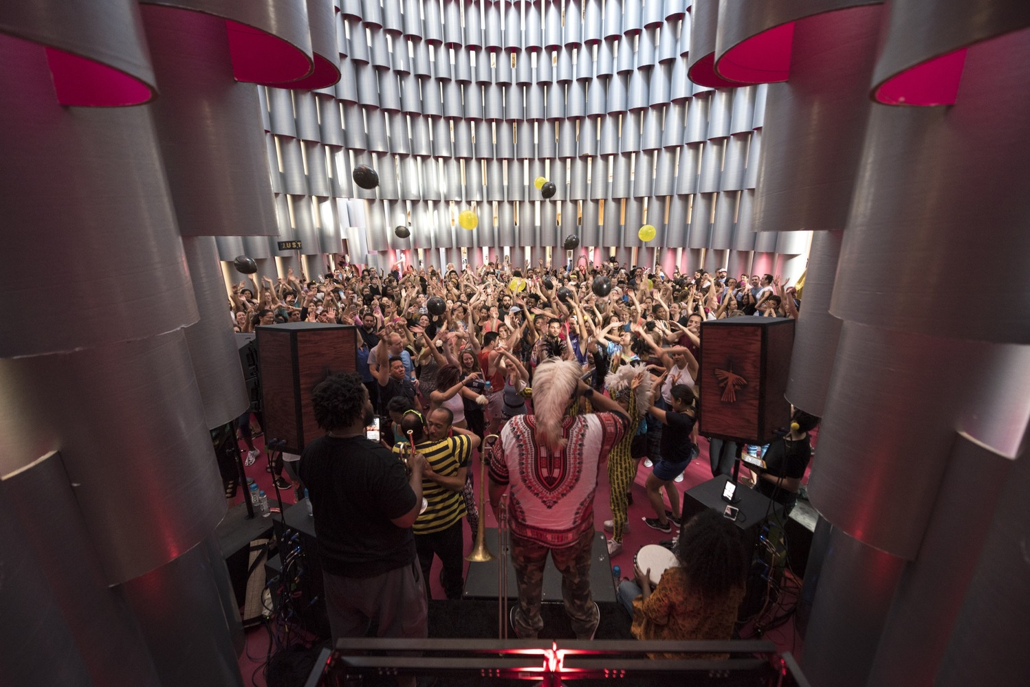 Daybreaker_at_the_National_Building_Museum._Photo_by_Tim_Schenck_(2)