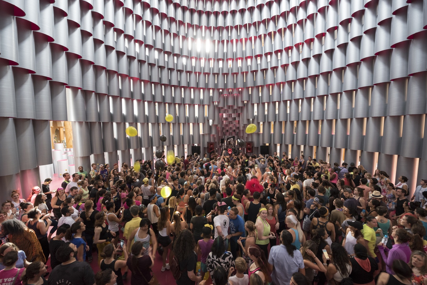 Daybreaker_at_the_National_Building_Museum._Photo_by_Tim_Schenck_(3)