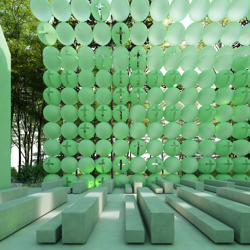 town-and-concrete-green-chapel-designboom-04
