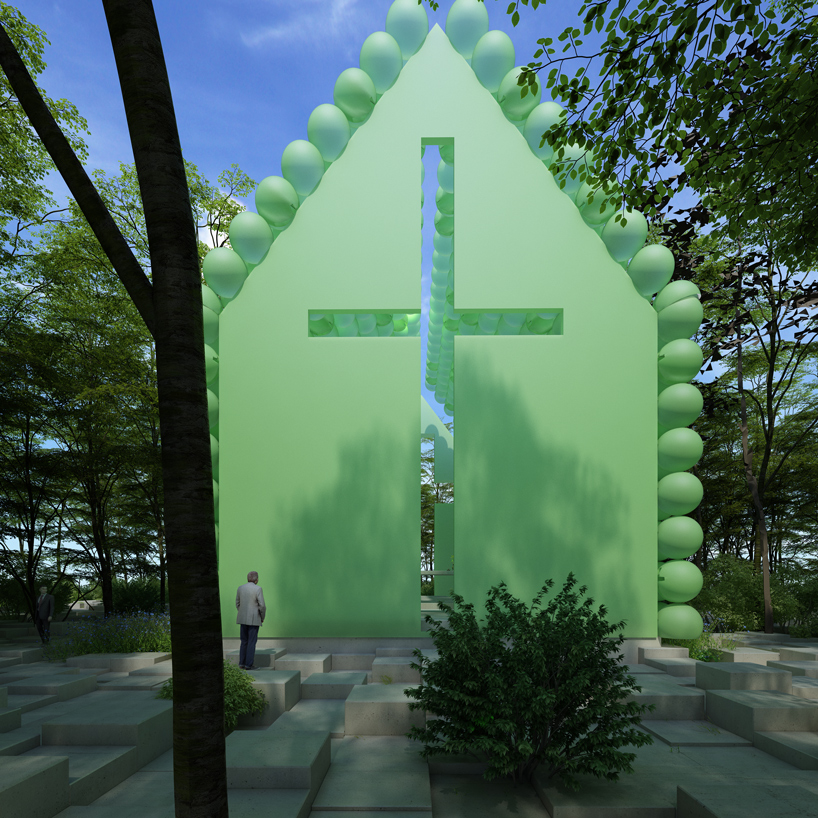 town-and-concrete-green-chapel-designboom-08