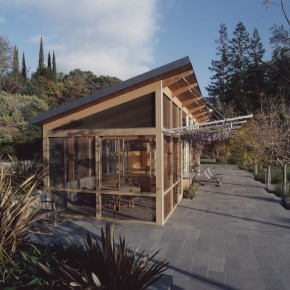 Palo Alto Pool House