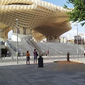 世界规模最大的木结构建筑:西班牙 Metropol Parasol