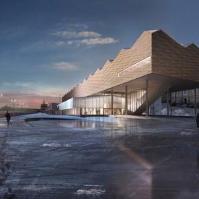 赫尔辛基古根海姆博物馆入围方案