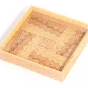 用松木边角料制作的漂亮盒子
