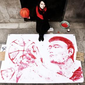 Red Hong Yi的趣味人物肖像(一)