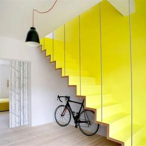这样的楼梯,给你一个更爱家的理由