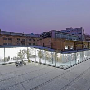新旧穿越——淄博齐长城美术馆