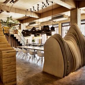 这间咖啡馆的设计灵感竟然来自苏轼一首诗