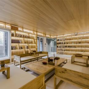 海棠公社:私人别墅怎样做出朴素静谧的东方气息
