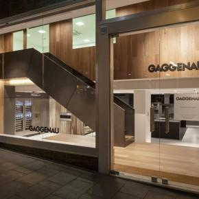 鲜活的烹饪体验,Gaggenau展厅设计