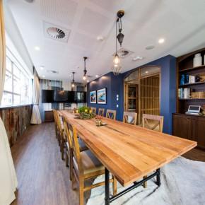 像在家里工作——Airbnb在悉尼的办公室