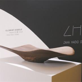 扎哈去世前在中国参加的最后一个展览展了什么?