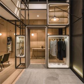 """把上海""""里弄""""空间体验带到时尚店铺中"""
