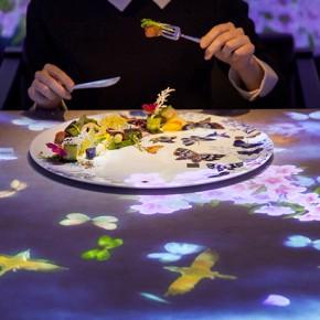 这间餐厅会带给你全方位的感官体验