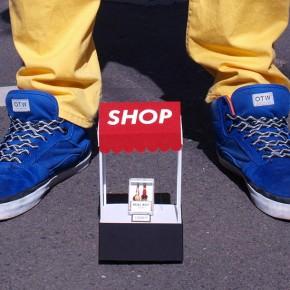 世界上最小的Pop-Up商店,可远程操控