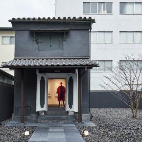 深泽直人在京都设计了一家三宅一生的店来致敬历史