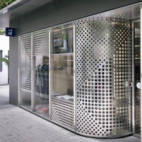 这个20平米的潮牌店是如何成为城市新地标的?