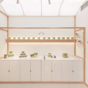 在15平米空间内缔造关于抹茶的一切