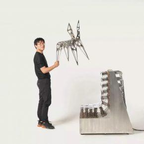 数字艺术家张周捷:我用计算机造了一条河