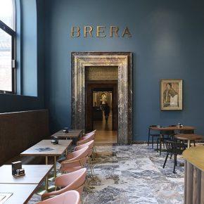 这家画廊里的咖啡馆,让你休闲看展两不误