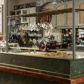 快来这家高大上的杂货店感受古老的意大利魅力!