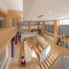 """500m²旧粮仓变身国际幼儿园,这里就是孩子们的""""秘密基地""""!"""