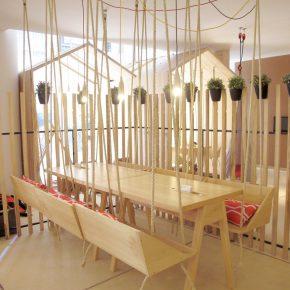 秋千、木屋,快来阿根廷这家专为孩子打造的店寻找童年的感觉!
