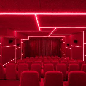 你是想走进电影院还是走进科幻电影?