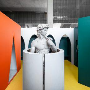 Wutopia Lab俞挺工作室丨符号:两个人的欲望都市