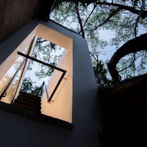 兼建筑丨樹院-胡同里的极小工作室