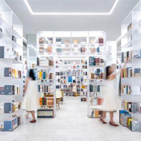 Wutopia Lab俞挺工作室:有浪|扬州慢×新华书店